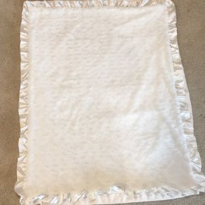 First impression baby blanket lightly used